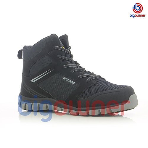 SAFETY JOGGER ABSOLUTE BLACK